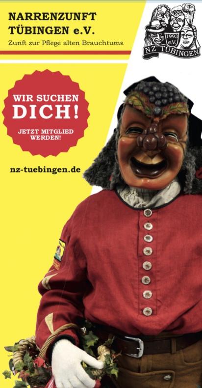 Tübinger Raup, Narrenzunft Tübingen