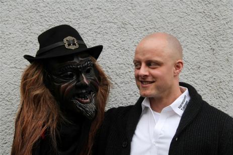Zunftmeister Narrenzunft Tübingen, Markus Beuter
