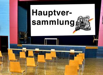Jahreshauptversammlung Narrenzunft Tübingen 2020